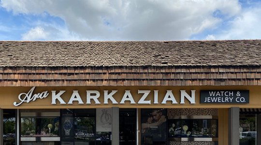 Ara Karkazian Watch and Jewelry Company - Fresno