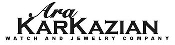 Ara Karkazian Watch and Jewelry Company Logo